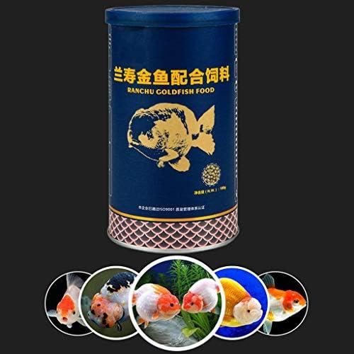 Alimento para peces ranchu goldfish 6