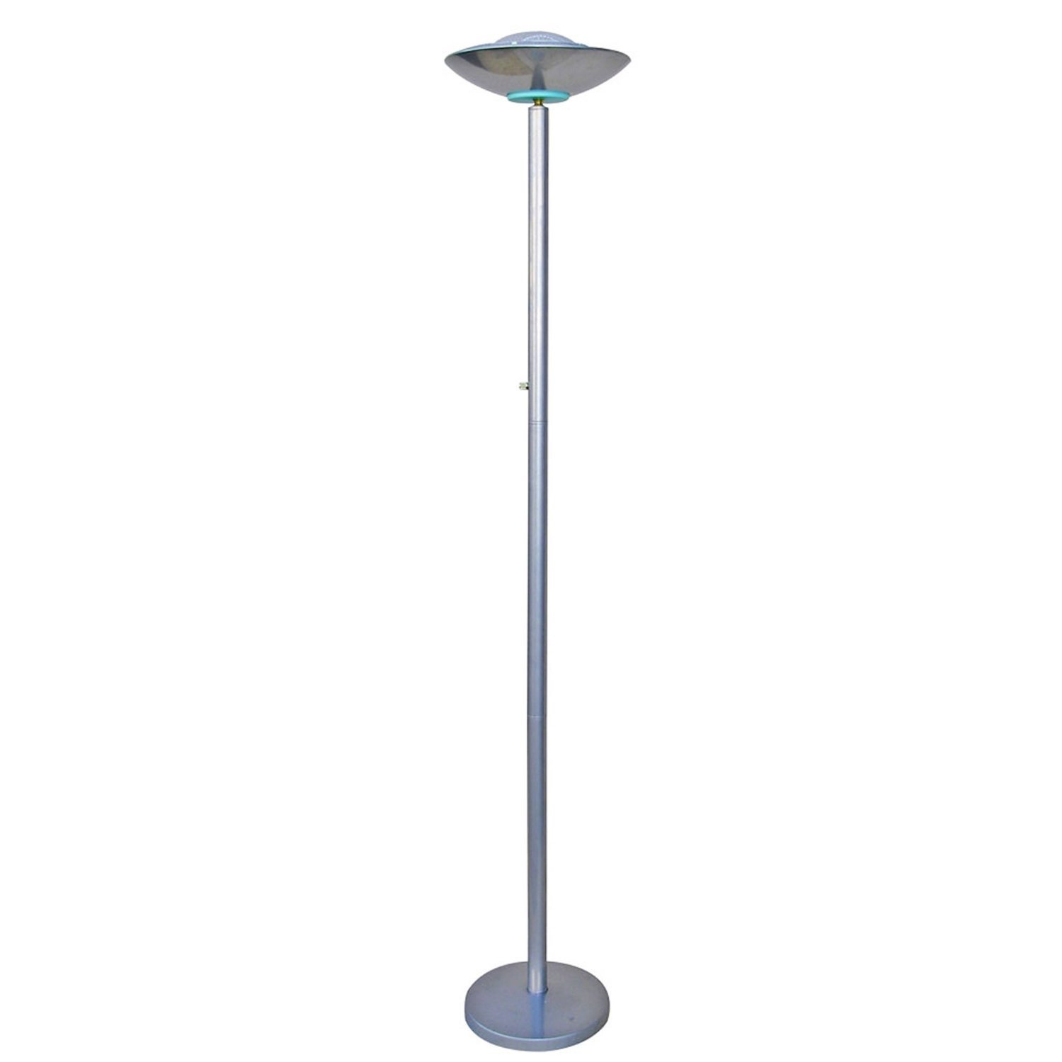 Fancy halogen torchiere floor lamp 70 tall silver tall floor lamp fancy halogen torchiere floor lamp 70 tall silver tall floor lamp for living room amazon mozeypictures Gallery
