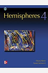 Hemispheres - Book 4 (High Intermediate) - Student Book w/ Audio Highlights and Online Learning Center by Susan Iannuzzi (2008-02-14)