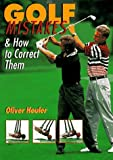 img - for Golf Mistakes & How to Correct Them by Oliver Heuler (1997-10-03) book / textbook / text book