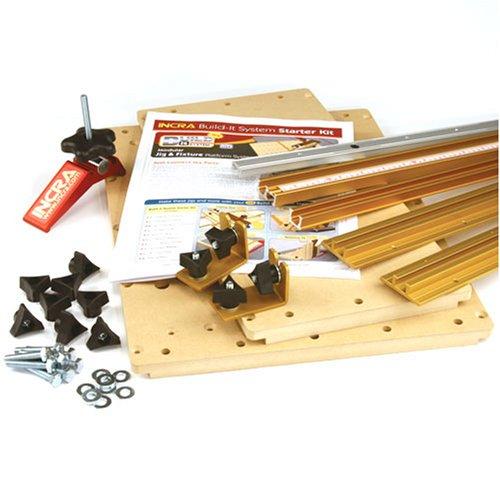 INCRA Build-It System Starter - Saw Kit Panel
