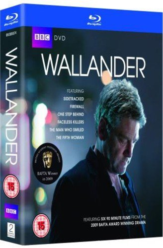 Wallander Season 1 & 2 [Blu-ray] (This item requires a 1080i compatible player)