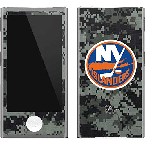 - Skinit NHL New York Islanders iPod Nano (7th Gen&2012) Skin - New York Islanders Camo Design - Ultra Thin, Lightweight Vinyl Decal Protection