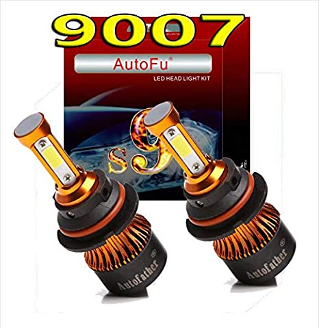 9007 Led Headlight Bulbs Fog Light Bulb Hb5 Headlight High Low Dual Beam Replacement Kit 24000lm 240w Super Bright 6000k Cool White Car Lighting