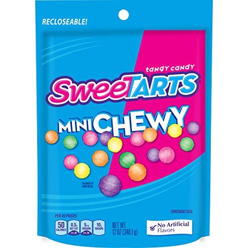 Sweetarts Resealable Bag, Mini Chewy, 12 oz