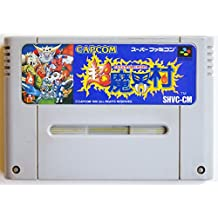 Chomakaimura (aka Super Ghouls and Ghosts) Super Famicom (Super NES Japanese Import)