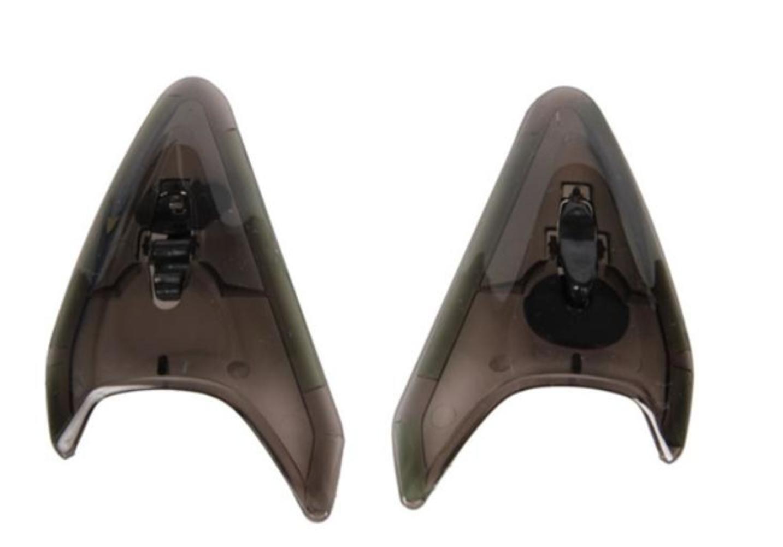 TDF Duct-3 Vent Set for RX-Q Helmets Smoke ARAI 4970