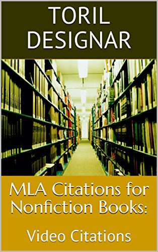 Mla citations for nonfiction books video citations kindle edition mla citations for nonfiction books video citations by designar toril ccuart Image collections