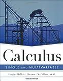 Calculus: Single and Multivariable by Deborah Hughes-Hallett (2005-01-07)