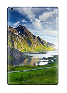 Jim Shaw Graff's Shop Ipad Mini 2 Case Cover Nordic Landscapes Case - Eco-friendly Packaging