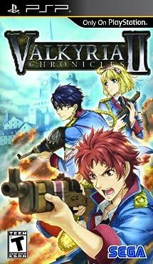 Valkyria Chronicles 2 - Sony PSP