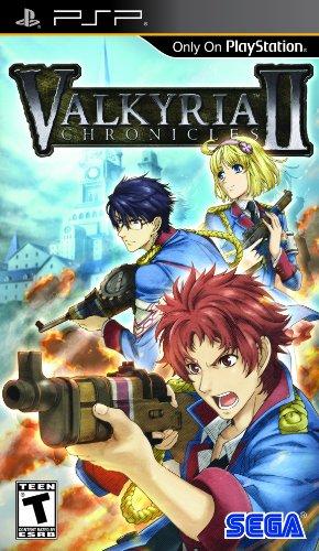 Valkyria Chronicles 2 Sony PSP