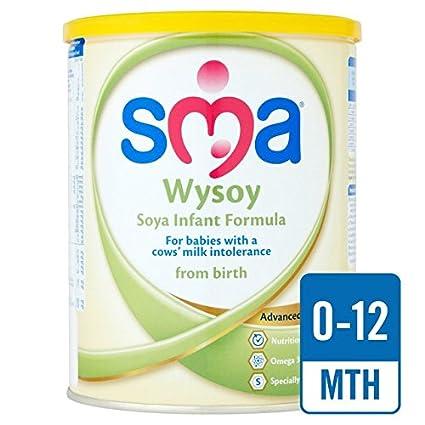 SMA Wysoy Leche en Polvo 860g de Nacimiento