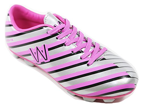 Walstar Boys Soccer Shoe Cleat(Toddler/Little Kid/Big Kid)