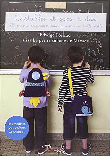 Cartables Et Sacs à Dos Des Modèles En Couture Pour Enfants Et