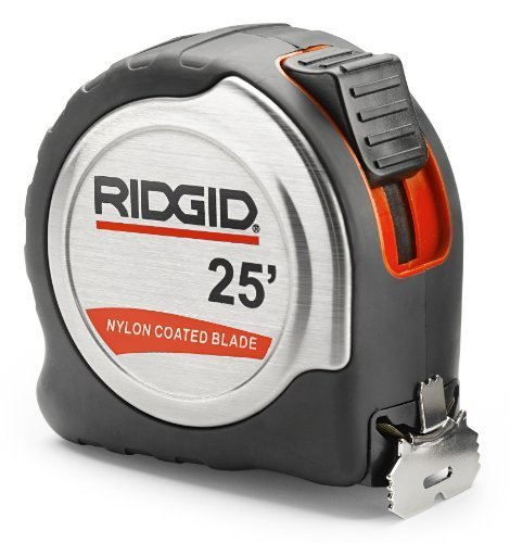 Ridgid 20218 671 25 Foot Tape Measure By Ridgid