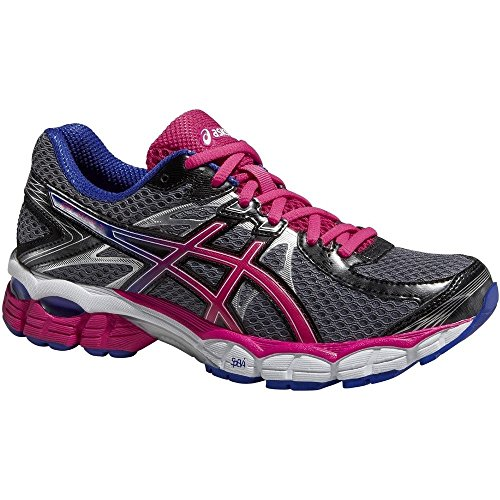 Asics - Gelflux 2 - Color: Negro-Rosa - Size: 36.0