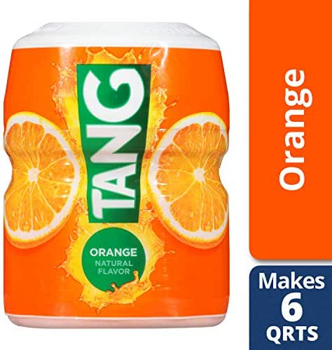Tang Orange Powdered Drink Mix, 20 Ounce