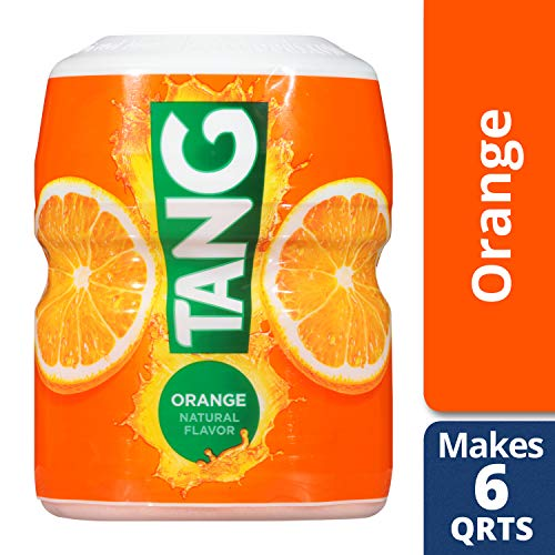 Tang Orange Powdered Drink Mix (20oz Canister)