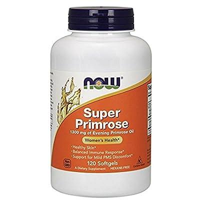 Now Foods, Super Primrose 1300 mg