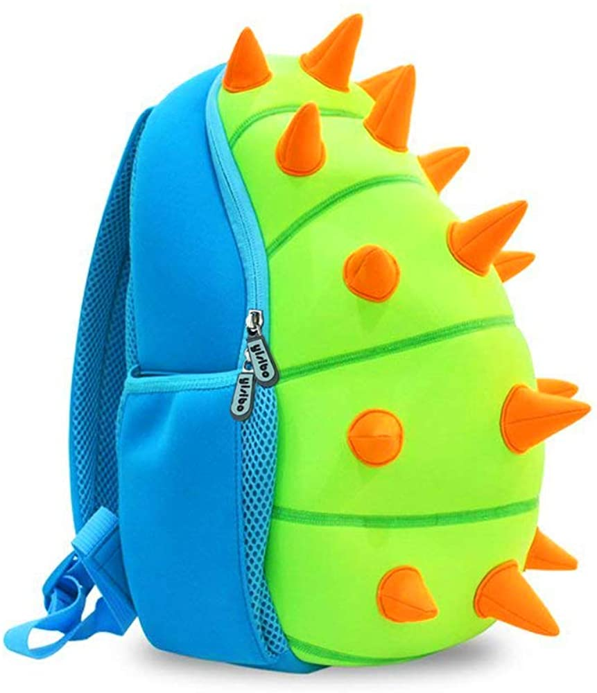Size : L CXQ Cute Childrens School Backpack Small Dinosaur Cute 3~8 Years Old Children School Animal Backpack
