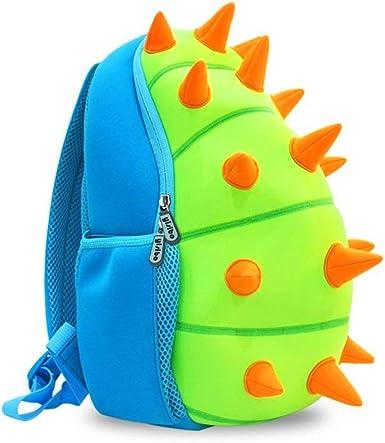 Toddler Boys Girls Small Dinosaur Backpack Kids School Rucksack Bag Kindergarden