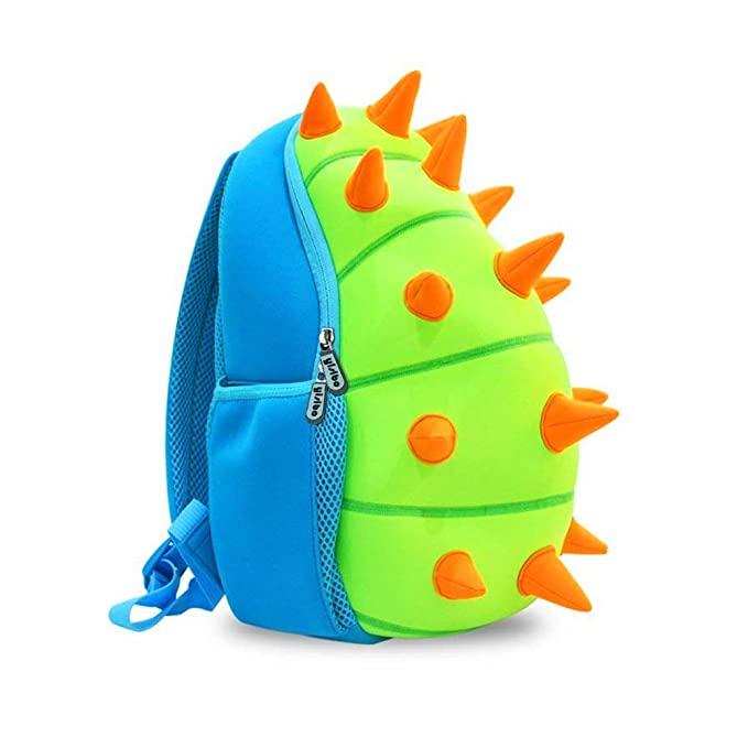 "yisibo Dinosaur Backpack 14"" For Kids Toddlers Children Cute Waterproof Pre School Pre-K For 2-7 Years"