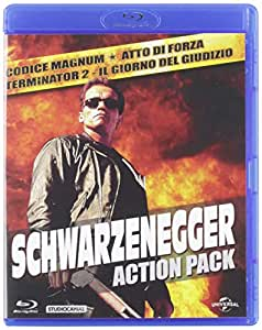 Schwarzenegger Action Pack 3 Blu-Ray Italia Blu-ray: Amazon.es ...