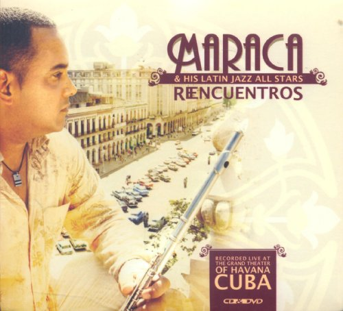 REENCUENTROS ,LIVE AT THE GRAND THEATER OF HAVANA