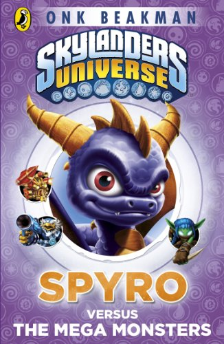 Skylanders Mask of Power: Spyro versus the Mega Monsters: Book 1 for $<!---->