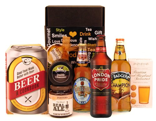 Beer Gifts for Men - Send Selection of Beers Hamper Available for ...
