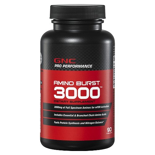 GNC Pro Performance Amino Burst 3000 90 Tablets
