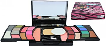 Leticia Well - Estuche de maquillaje, 26 colores: Amazon.es: Belleza