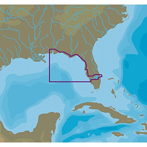 C-map Na (C-Map Nt+ Na-C410 Fort Myers To Mobile - Fp-Card Format 3-D View = NONE | Aerial Photos = NONE | Card Form)