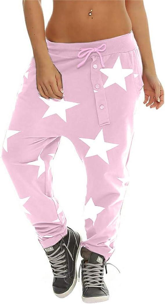Pantalones Vaqueros De Mujer, Pantalones Anchos Mujer Chandal ...