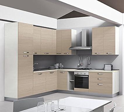 Confronta Cucine Componibili.Klipick Cucina Componibile Divina Amazon It Casa E Cucina