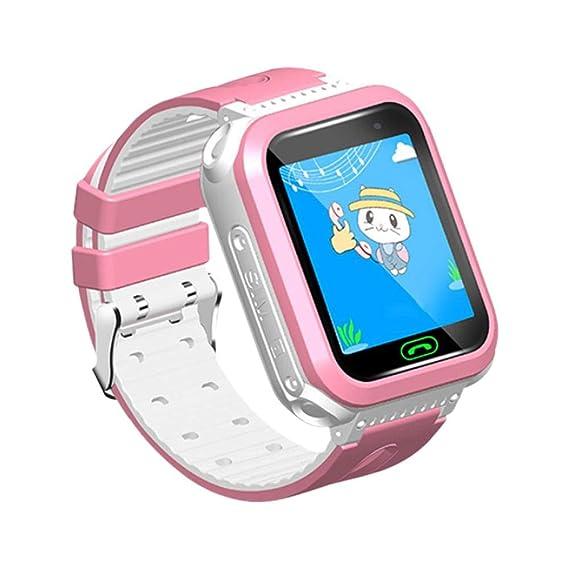 GPS Niños Smartwatch Phone - Reloj de Pulsera Inteligente ...