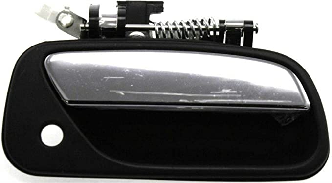 New 93-98 Toyota T100 Front Right Outer Door Handle Texture Black 69210-34020