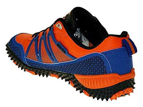 Bootsland Art 103 Neon Turnschuhe Schuhe Sneaker Sportschuhe Neu Herren