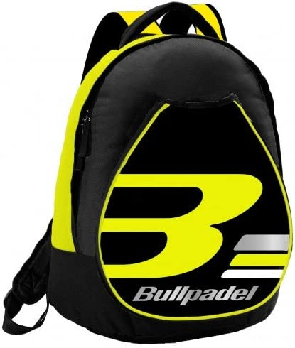 Kit Bull Padel Duke mochila + pala (Amarillo): Amazon.es: Deportes ...