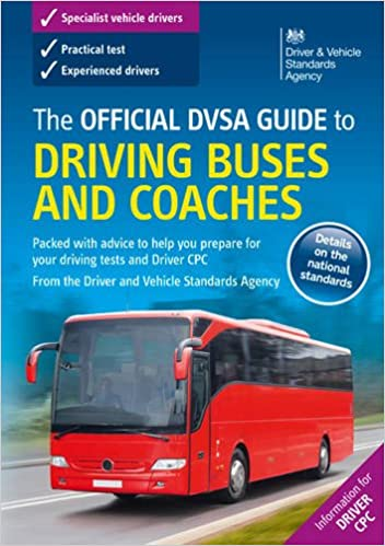 The official dsa guide to driving buses and coaches. : driving.