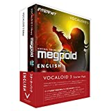 VOCALOID3 Megpoid English Starter Pack Windows