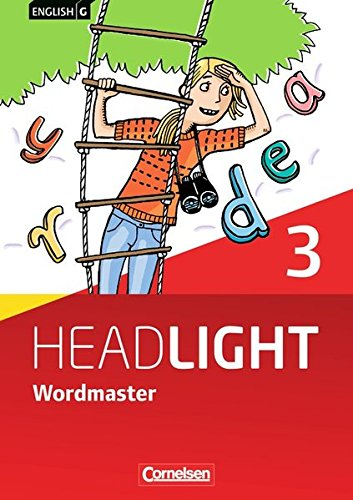 English G Headlight - Allgemeine Ausgabe: Band 3: 7. Schuljahr - Wordmaster mit Lösungen: Vokabellernbuch (Englisch) Taschenbuch – 1. November 2014 Ursula Fleischhauer Cornelsen Verlag 306033675X Schulbücher
