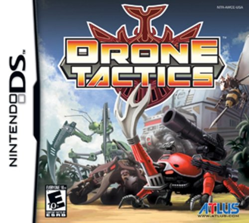 Drone Tactics - Nintendo DS by Atlus