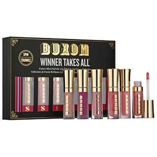 Buxom Winner Takes All Lip Gloss Set ~ Limited Edition by Buxom by Buxom