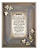 LoveLea Down Home Collection Tabletop Frame, Nurse Review