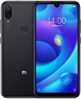 "Celular Xiaomi Mi Play 64GB 4GB RAM Tela 5.84"" Dual SIM Versão Global, Preto"