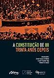 capa de A Constituição de 88 Trinta Anos Depois