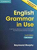 img - for English Grammar in Use: A Self-study Reference and Practice Book for Intermediate Students of English - with Answers book / textbook / text book