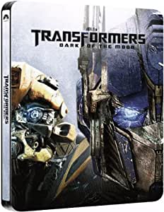 Transformers: Dark of the Moon - Limited Edition Steelbook [Blu-ray]
